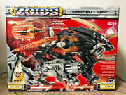Dhl Rare Zoids 102 1/72 Energy Liger Hasbro Vintage From Japan
