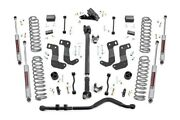 Rough Country 18-  Jeep Jl 3.5in Lift Kit Stage 2 65431