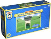 Bachmann Trains - Thomas And Friends Sodor Scenery Tidmouth Sheds Expansion Pac...