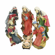 Northlight 6-piece Large Scale Holy Family Three Kings Christmas Nativity 19