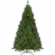 Northlight 9and039 Canyon Pine Medium Artificial Christmas Tree - Clear Lights