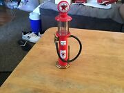 Gearbox Collectibles Diecast Texaco Gas Pump 5 Tall Very Nice Model Railroad