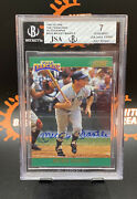 1992 Score Mickey Mantle The Franchise On Card Auto Artist Proof 5/10 Pop 1 Wow