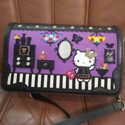 Expo2016 Anna Sui X Hello Kitty Limited Collaboration Shoulder Bag Japan F/s