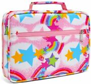 Bible Cover Carrier Case For Girls Kids Adventure Study Scripture Book Star