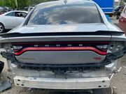 2015-2020 Dodge Charger Srt Trunk Lid/hatch/deck-lid With Camera And Spoiler