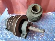 Logan Lathe 11 920 Countershaft And Headstock Cone V Pulley And Gear