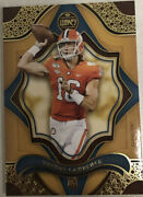 2021 Legacy Trevor Lawrence Dare To Tear Rookie Ssp Unripped