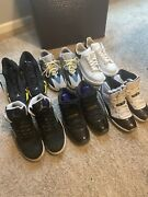 Sneaker Lotandhellipconcord And Gamma 11s Yeezy Oreo 5s Alexander Mcqueen And More