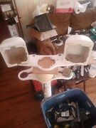 Edson Instrument Mount For Binnacle Of Sailboat