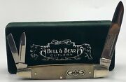 Frost Knives Bear And Bull Whittler Ox Pocket Knife Bb518oxh -discontinued Style