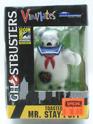Vinimates Ghostbusters Toasted Mr. Stay-puft Vinyl Figure Sdcc Exclusive Limited