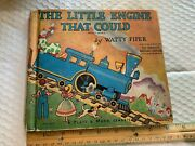 The Little Engine That Could Watty Piper Complete Original Edition 1961