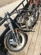 Buell Motorcycle Project Bike Parts Engine Wheels Frame Rims