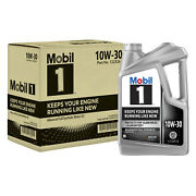 Mobil 1 122384 Full Synthetic Engine Oil 15w50 5 Quart Jugs Set Of 3