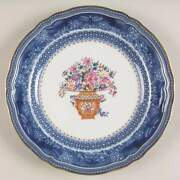 Mottahedeh Mandarin Bouquet Bread And Butter Plate 1913464