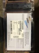 Corning Cch-cs24-a9-p00re Pigtailed Splice Cassette 24f, Lc Duplex Sm, Os2, Upc