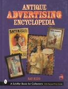 Antique Advertising Collector Guide 3rd Ed Trade Cards Poster Calendar Signs Etc