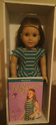 Euc American Girl Of The Year 2012 18 Gymnast Mckenna Doll With 2 Books Retired