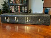 Dake's Annotated Reference Bible-kjv Large Print Bonded Leather Red Letter