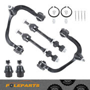 Front Upper Control Arm Ball Joint Kit For 05-08 Lincoln Mark Lt Ford F150 4wd