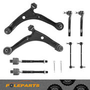 Front Lower Control Arm For 01-05 Acura Mdx 03-05 Honda Pilot 3.5l +ball Joints