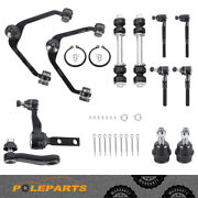For Ford F-150 250 Expedition Navigator 2wd Front Control Arms Ball Joints 12pc