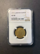 Great Britain George Iii Gold Spade Guinea 1791 About Uncirculated Ngc Au58