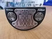 Titleist Scotty Cameron Golf Putter Holiday Collection 2015 Used 34 Inches947/mn