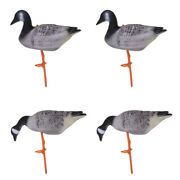 4 Pieces Xpe Lifelike Goose Hunting Decoy Lawn Garden Decors Greenhand Gear