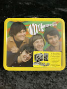 Monkees 1997 Rhino Ltd Ed Lunchbox New Sealed /vhs Video Tape And Puzzle Inside