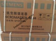 6se7016-1ea51 Siemens Main Drive Vector Inverter New In Box By Sf Or Dhl Express