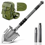 Gramfire Tactical Shovel Camping Gear Military Survival Shovels With Patent 6 Sh