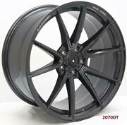 19 Flow-forged Wheels For Nissan Maxima S Sl Sr Sv Platinum 2016 And Up 19x8.5