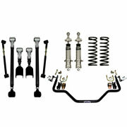 Detroit Speed 041611 Rear Speed Kit 3 1964-1966 Gm A-body With Stock Axle Base S