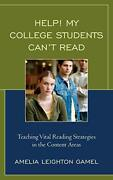 Help My College Students Can T Read Teaching , Gamel.+
