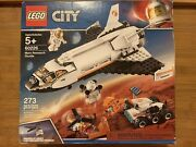 Lego City Space Mars Research Shuttle 60226 New- Open Box- Bags Sealed