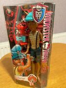 Monster High Doll Scarnival Fair Carnival Clawd Wolf Andnbsp2014 New