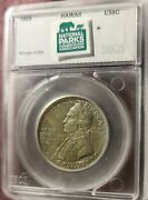 1928 Hawaii Commemorative - Cleaned Key To The Early Us Silver Commemoratives