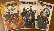 Force Works 2020 1-3 Complete Series Marvel Comics Key Issue