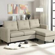 Reversible Sectional Sectional Couches And Sofas For Small Space For Living Room