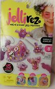 Jelli Rez Sweets Jewelry Pack Quick And Easy Diy Craft Activity Kit Brand New Fun