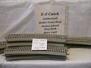 Lionel 12041 Fastrack 16 Pieces O-72 Curved Complete Circle O Gauge Brand New