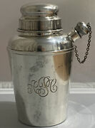 Reed And Barton Shaker - X110 - Cocktail Martini Solo - American Sterling Silver