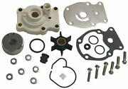 Water Pump Repair Kit For Johnson Evinrude Omc 20 25 30 35 Hp Outboards 393630