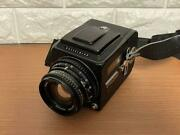 Hasselblad 1971 10th 1981 Anniversary 500cm 80mm F2.8 From Japan Fedex Excellent