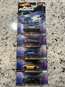Hot Wheels Fast And Furious Fast Imports Set