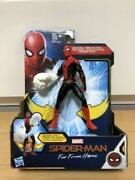 New Marvel Hasbro Spiderman 6 Inch Web Punch From Japan