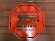 No Trespassing Keep Out Security 2nd Gun Rights