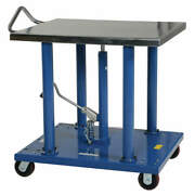 Grainger Approved Ht-20-3036a Hydraulic Lift Table 3036x54 In.